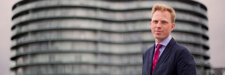 Peter Fauerholdt Thommesen, partner, advokat, VILTOFT advokatfirma